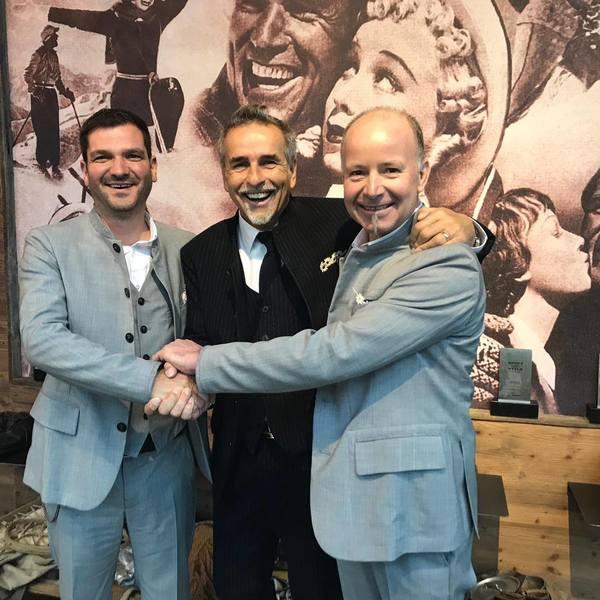Partnership con Luis Trenker