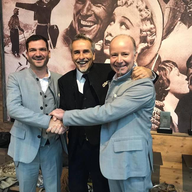 Partnership with Luis Trenker