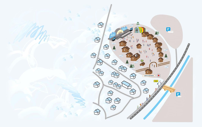 Biathlon Village
