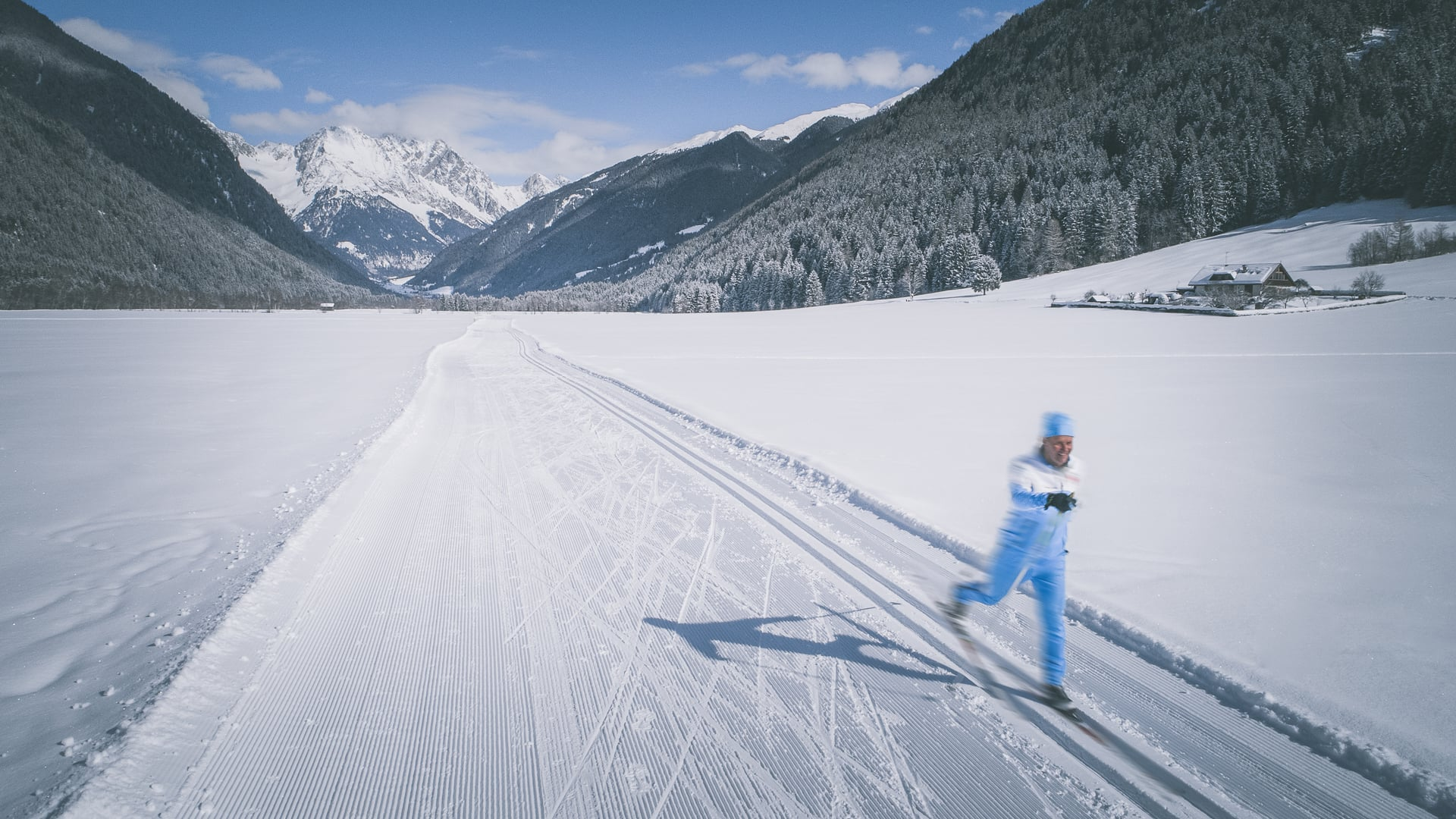 Das Biathlon-Tal