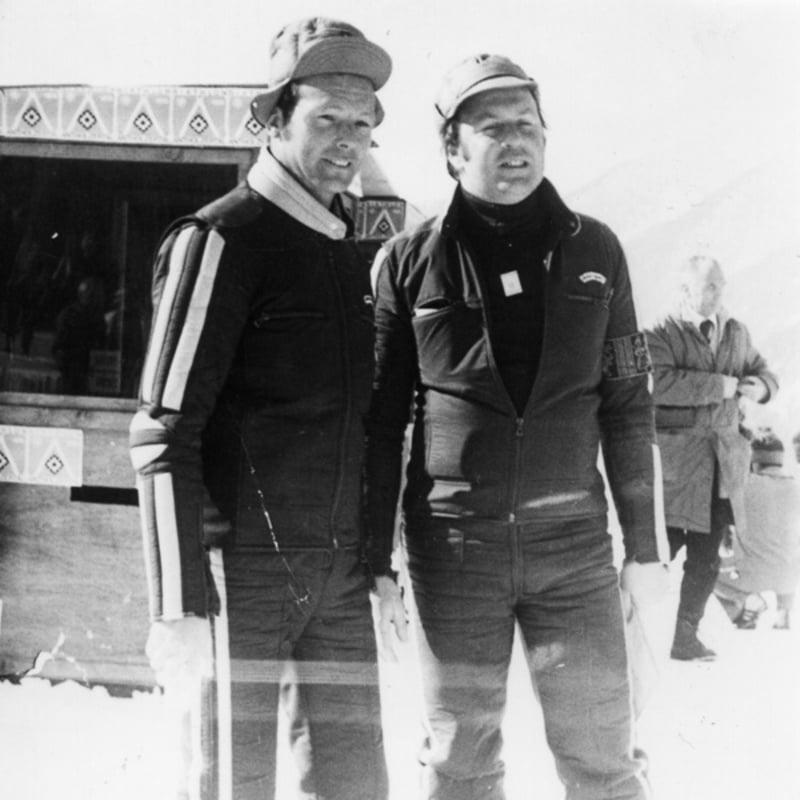 Legende des Antholzer Biathlons