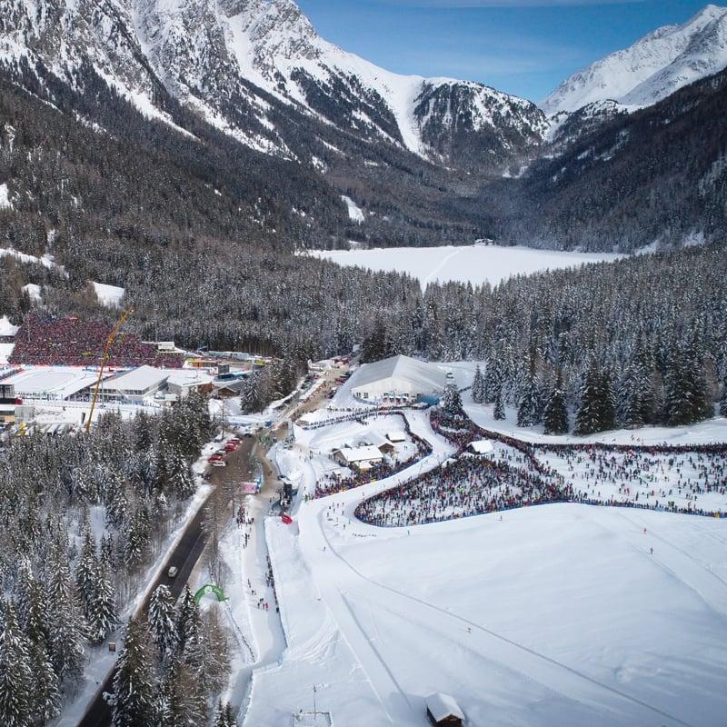 La roccaforte internazionale di Biathlon