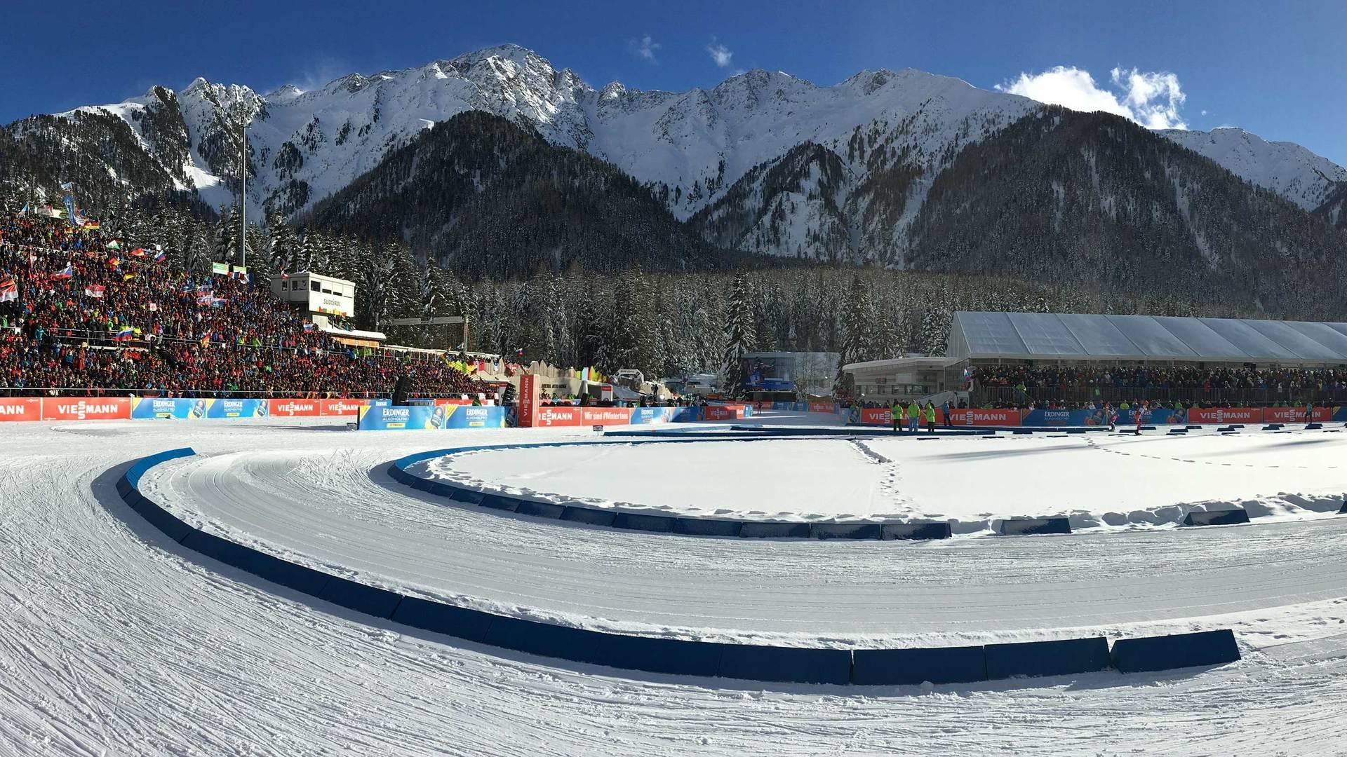 Centrepiece of the Biathlon