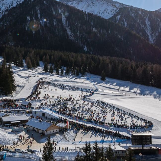Host city Anterselva