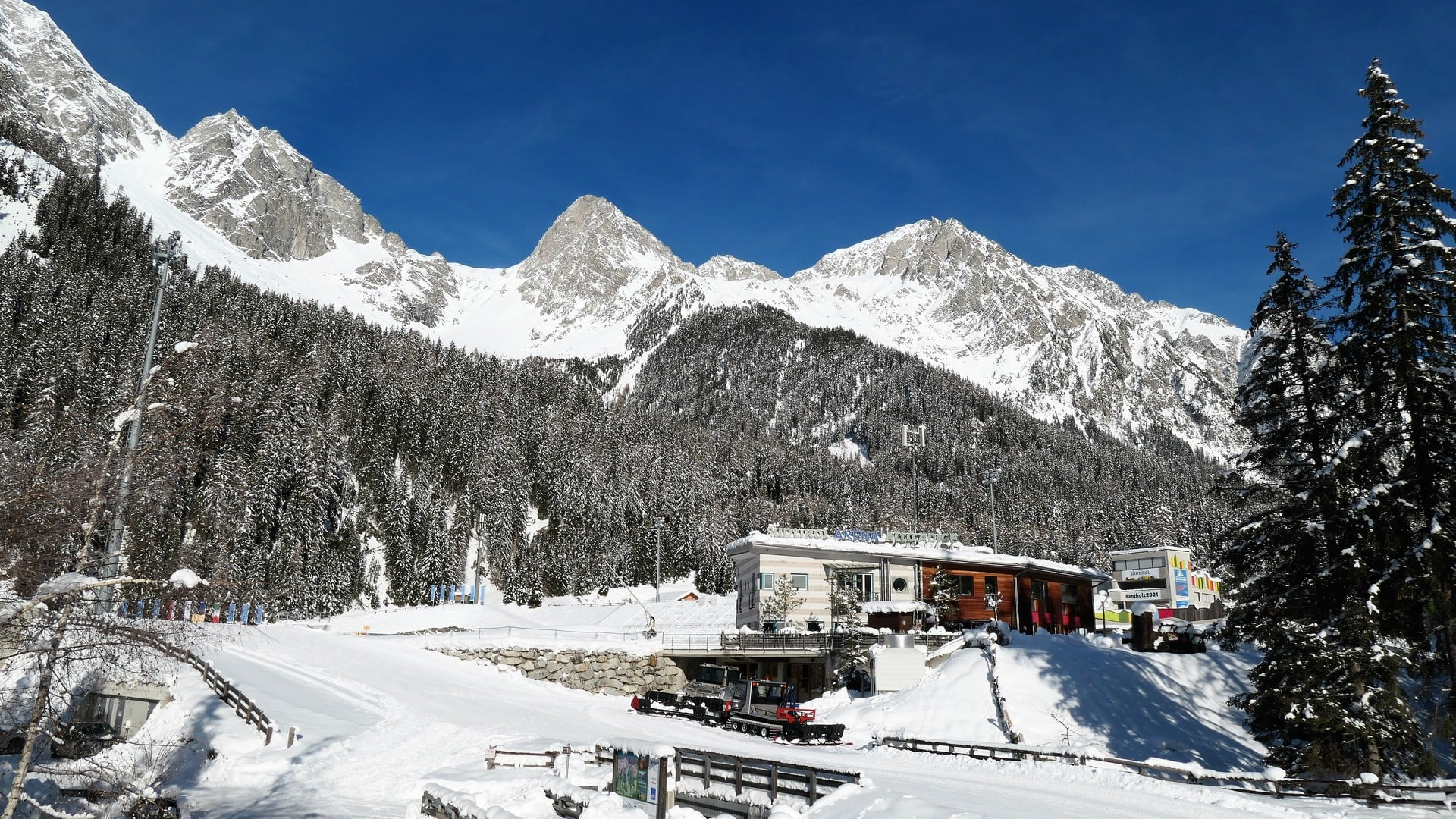 News from Antholz