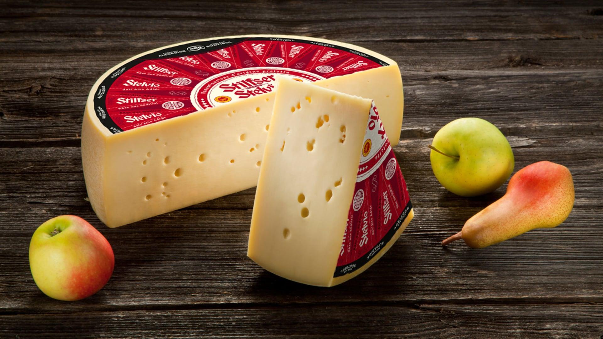 22.01.2019 - Our delicious Stilfser cheese
