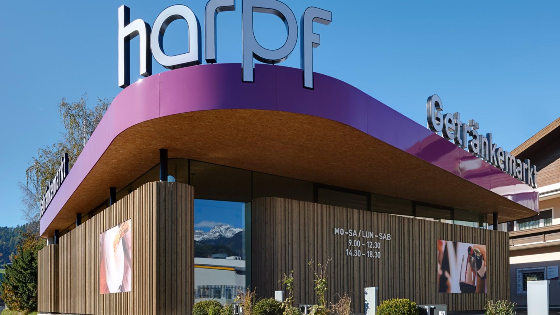 23.01.2019 - harpf - ein Südtiroler Familienunternehmen seit 1880