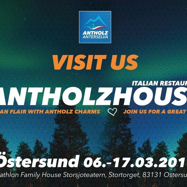 07.03.2019 - Antholz House in Östersund
