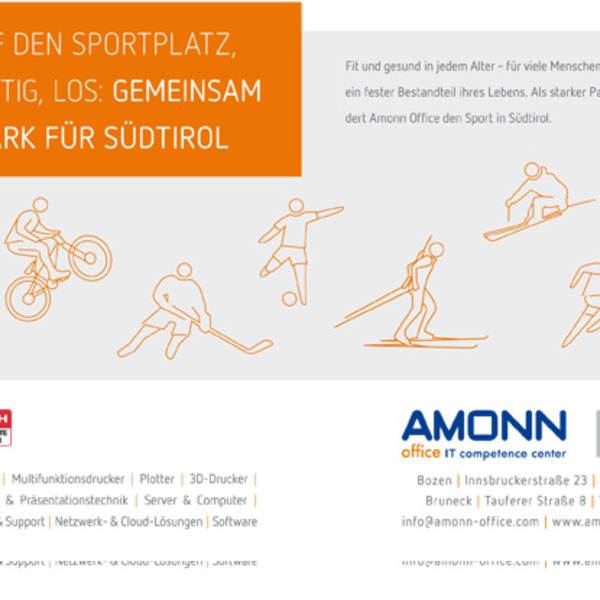 25.01.2019 - Amonn Office, unser Partner fürs Büro