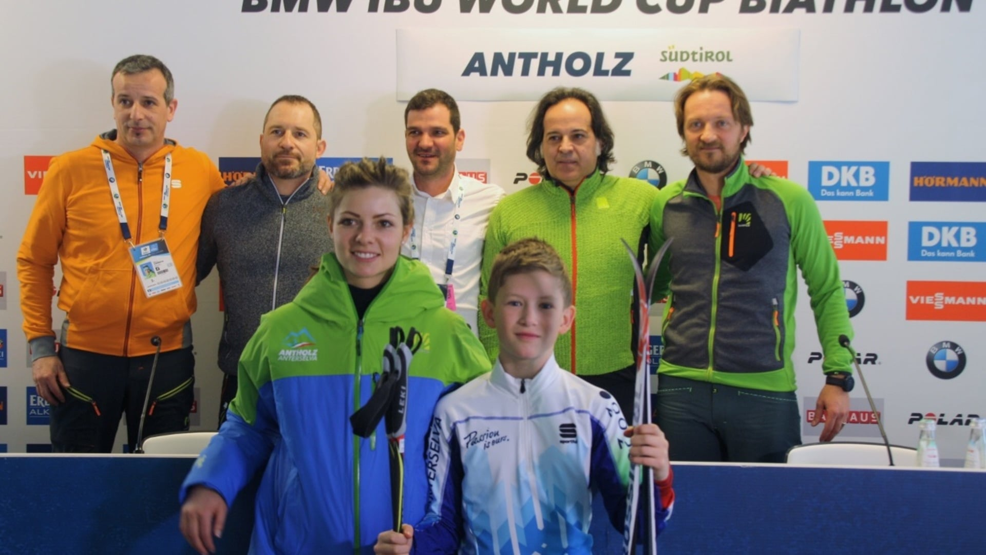25.01.2019 - SPORTFUL AND KARPOS PARTNER WITH ANTERSELVA / ANTHOLZ 2020