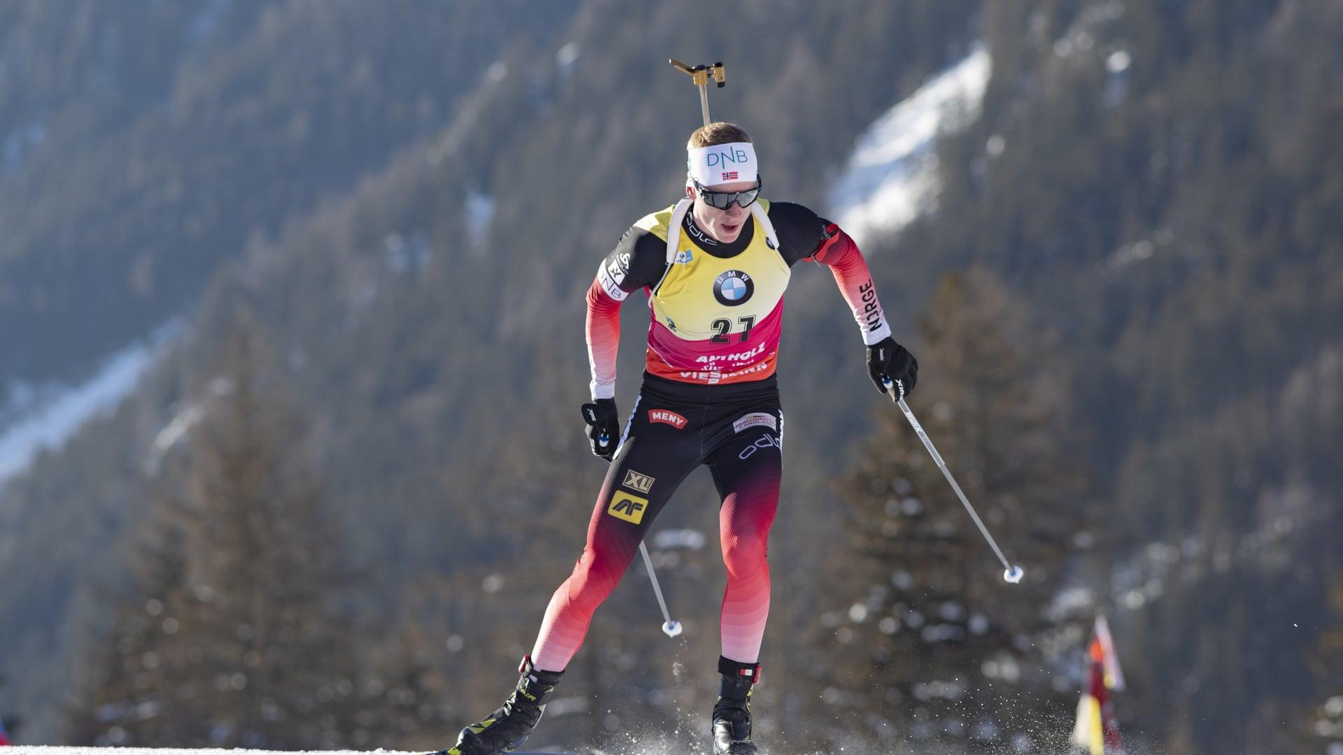 25.01.2019 - Johannes Thingnes Bø domina anche la sprint di Anterselva