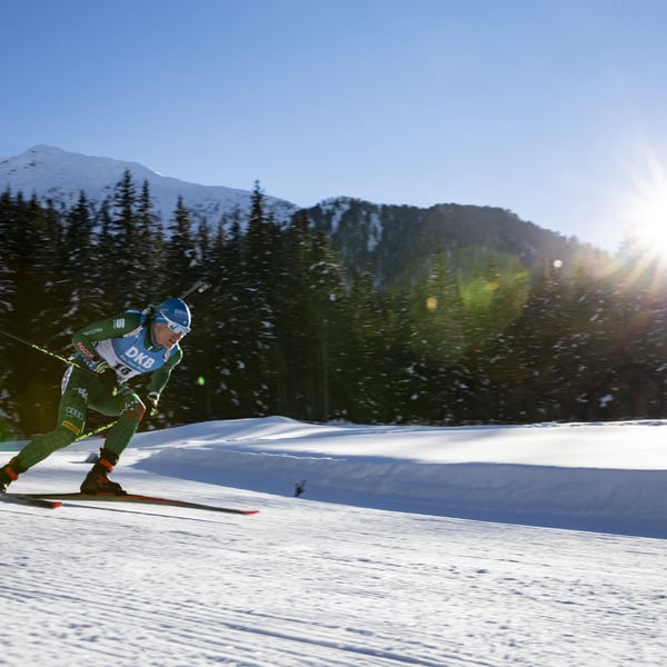 25.01.2019 - Johannes Thingnes Bø is unbeatable in the Anterselva sprint