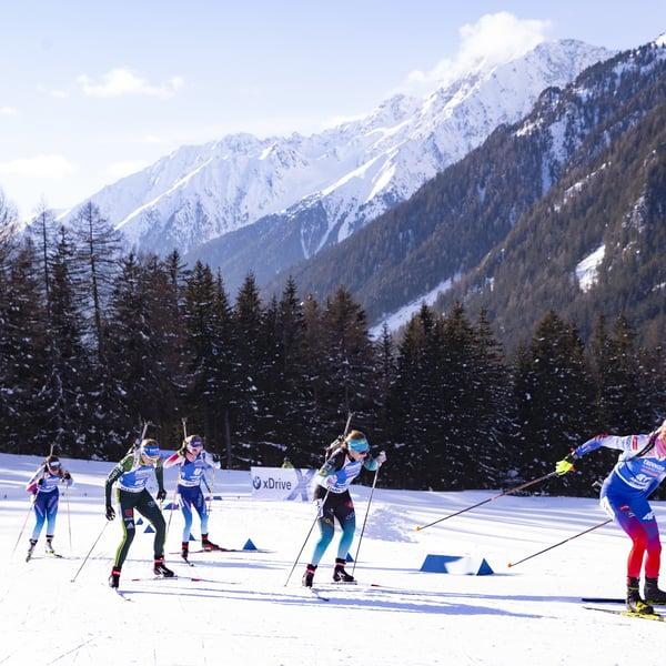 26.01.2019 - Packende Verfolgungsjagden in der Südtirol Arena