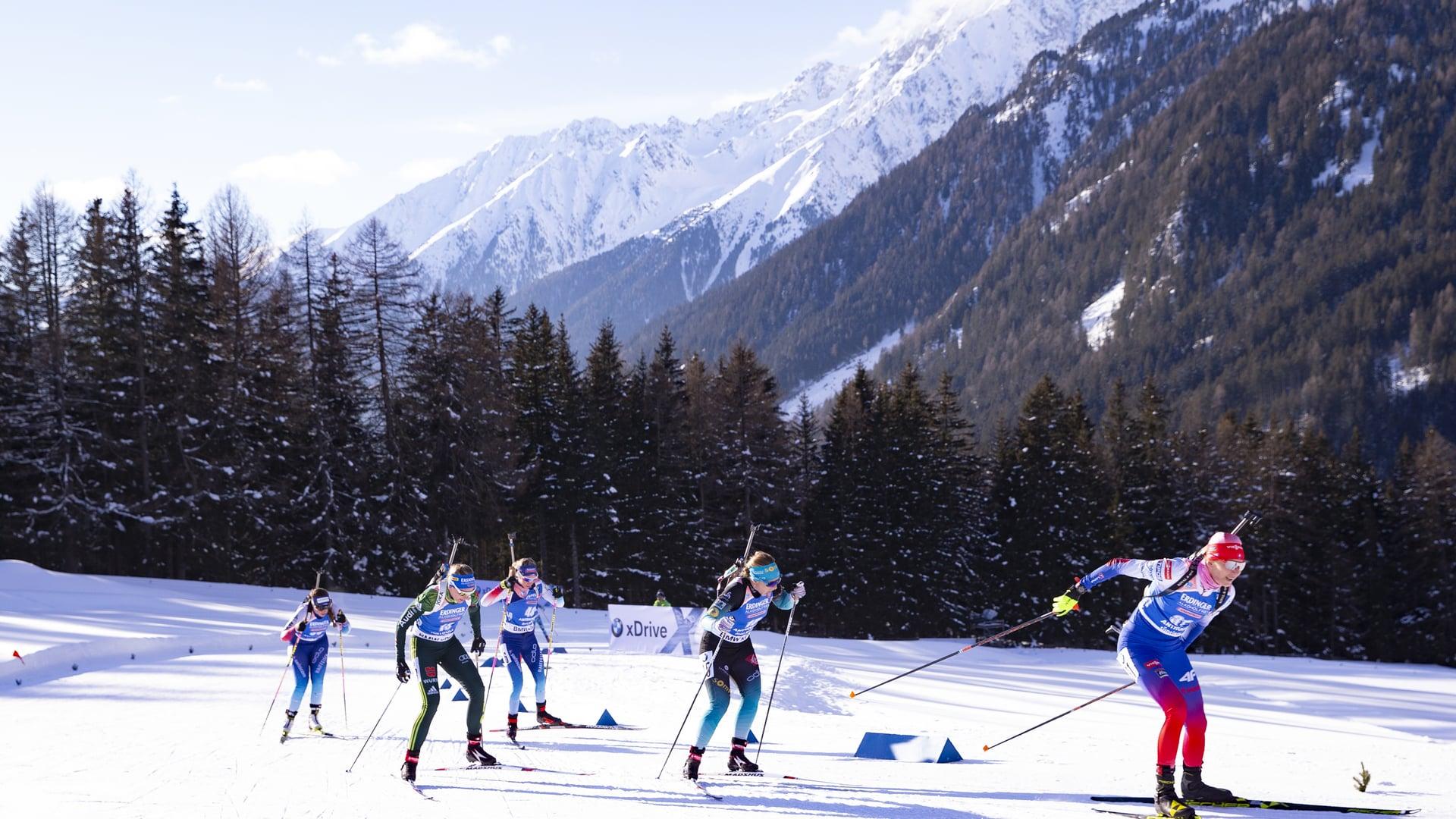 26.01.2019 - Sabato grandi duelli all´Arena Alto Adige