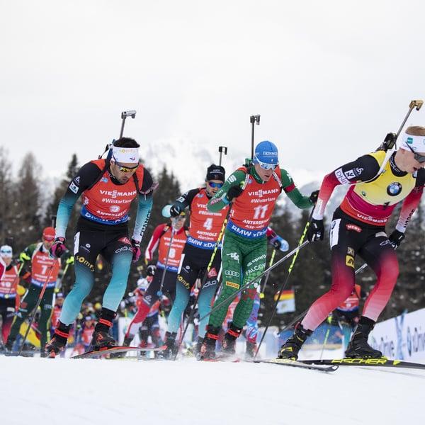 27.01.2019 - L'ultima vittoria ad Anterselva va a Quentin Fillon Maillet