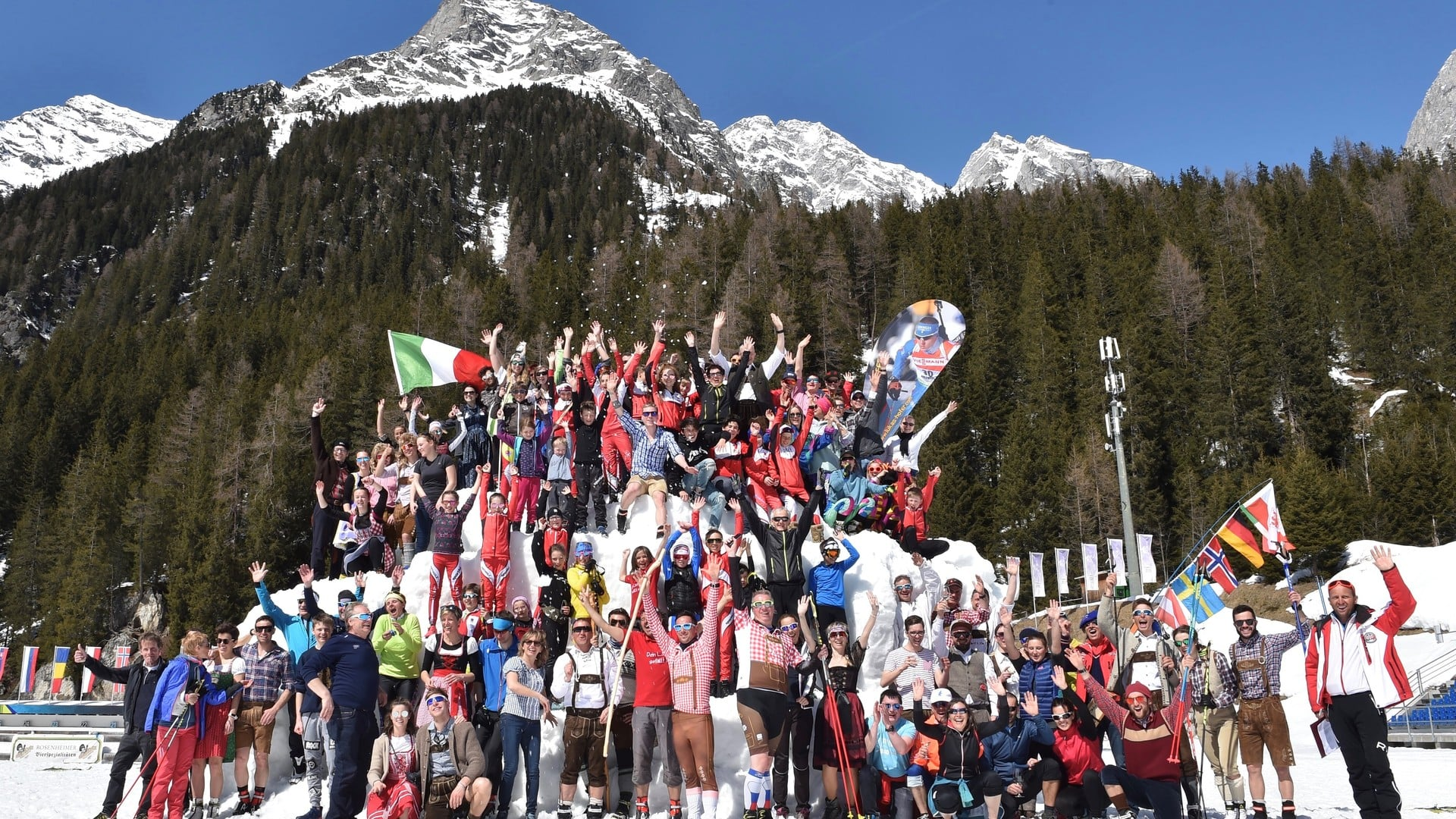 Biathlon Antholz Passion Is Ours