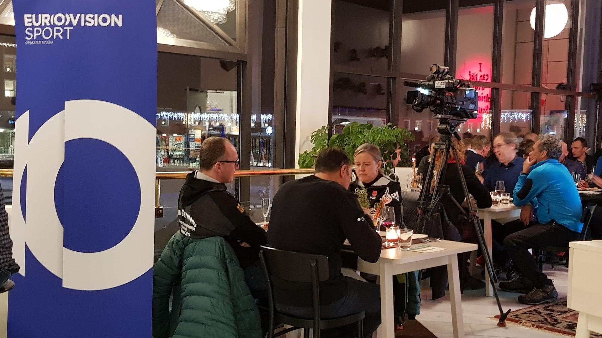 11.03.2019 - Das Antholzhaus in Östersund geht in die zweite Runde.