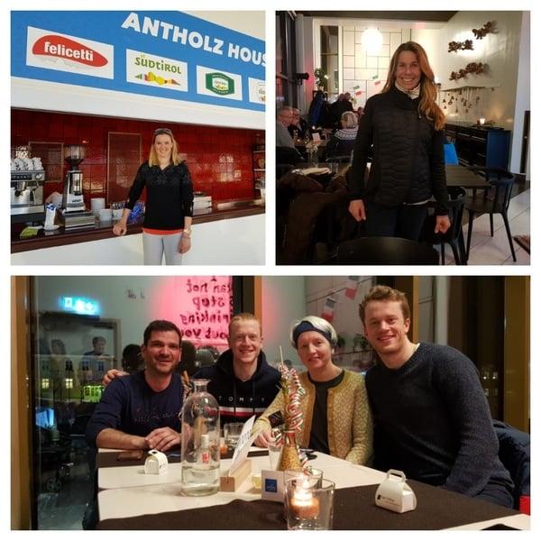 12.03.2019 - Antholz House...of Champions!