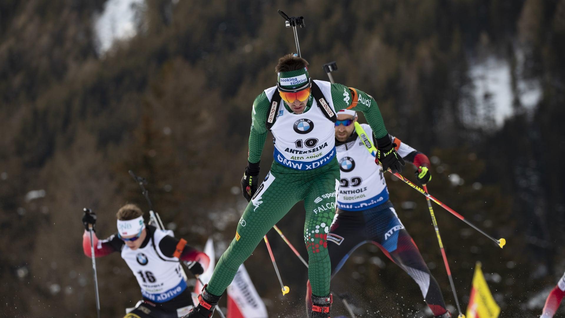 Biathlon Italien Pokal<br />22.-24.03.2019