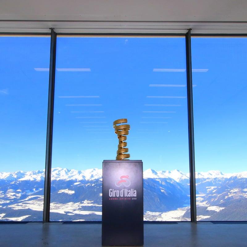 Tifa i Campioni del Giro d'Italia!