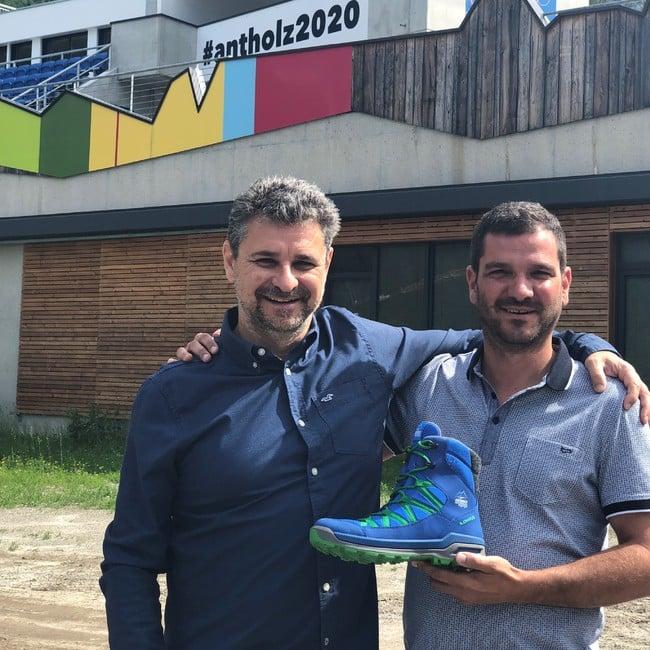 10.07.2019 - LOWA diventa partner dei Campionati Mondiali di Biathlon 2020