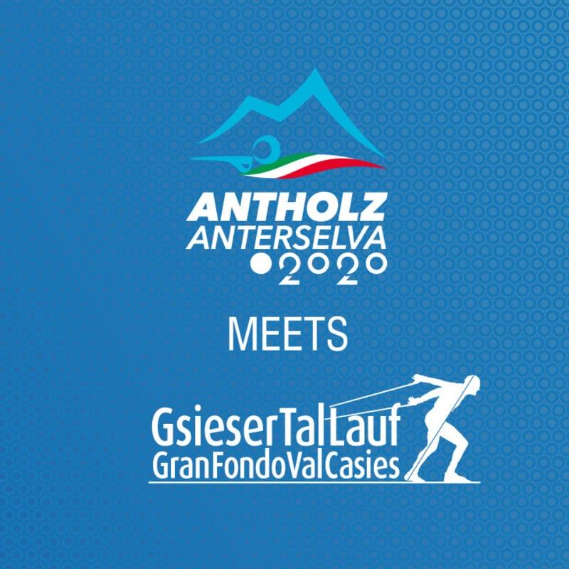 Ticket-Special Gsiesertal Lauf