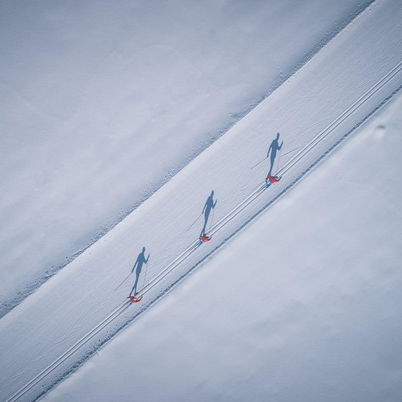 Lezioni di sci da fondo