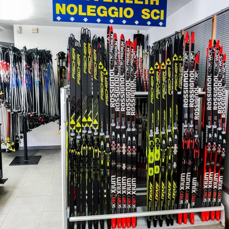 Ski rental & service