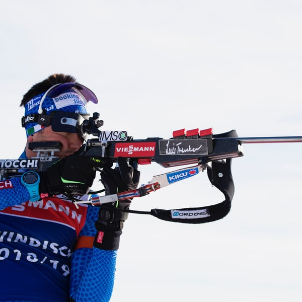 11.01.2020 - Luis Trenker – stolzer Silver Partner der Biathlon WM 2020 in Antholz
