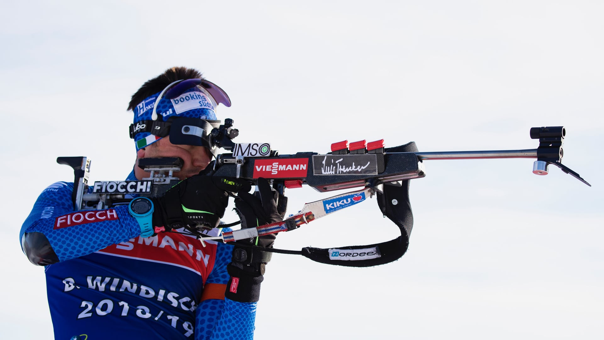 11.01.2020 - Luis Trenker - proud Silver Partner of the Biathlon World Championships 2020 in Antholz