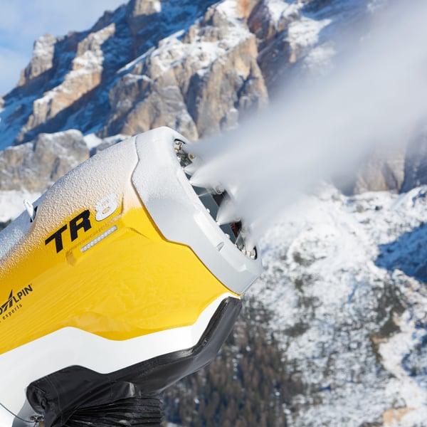 15.01.2020 - TechnoAlpin: Una neve da campioni per i Campionati del Mondo
