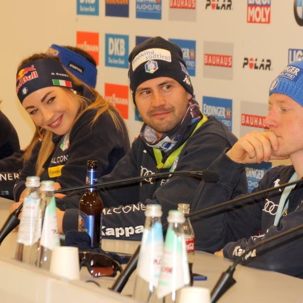11.02.2020 - Das Warten hat ein Ende: Morgen beginnt in Antholz die Biathlon-WM
