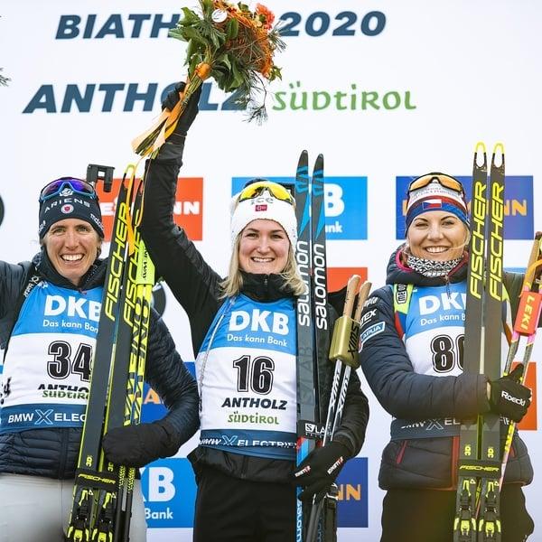 14.02.2020 - Secondo oro per la Norvegia - sfortunate le azzurre