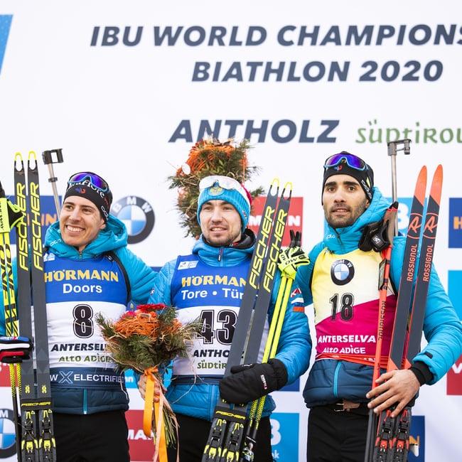 15.02.2020 - Loginov sticht die großen Favoriten aus