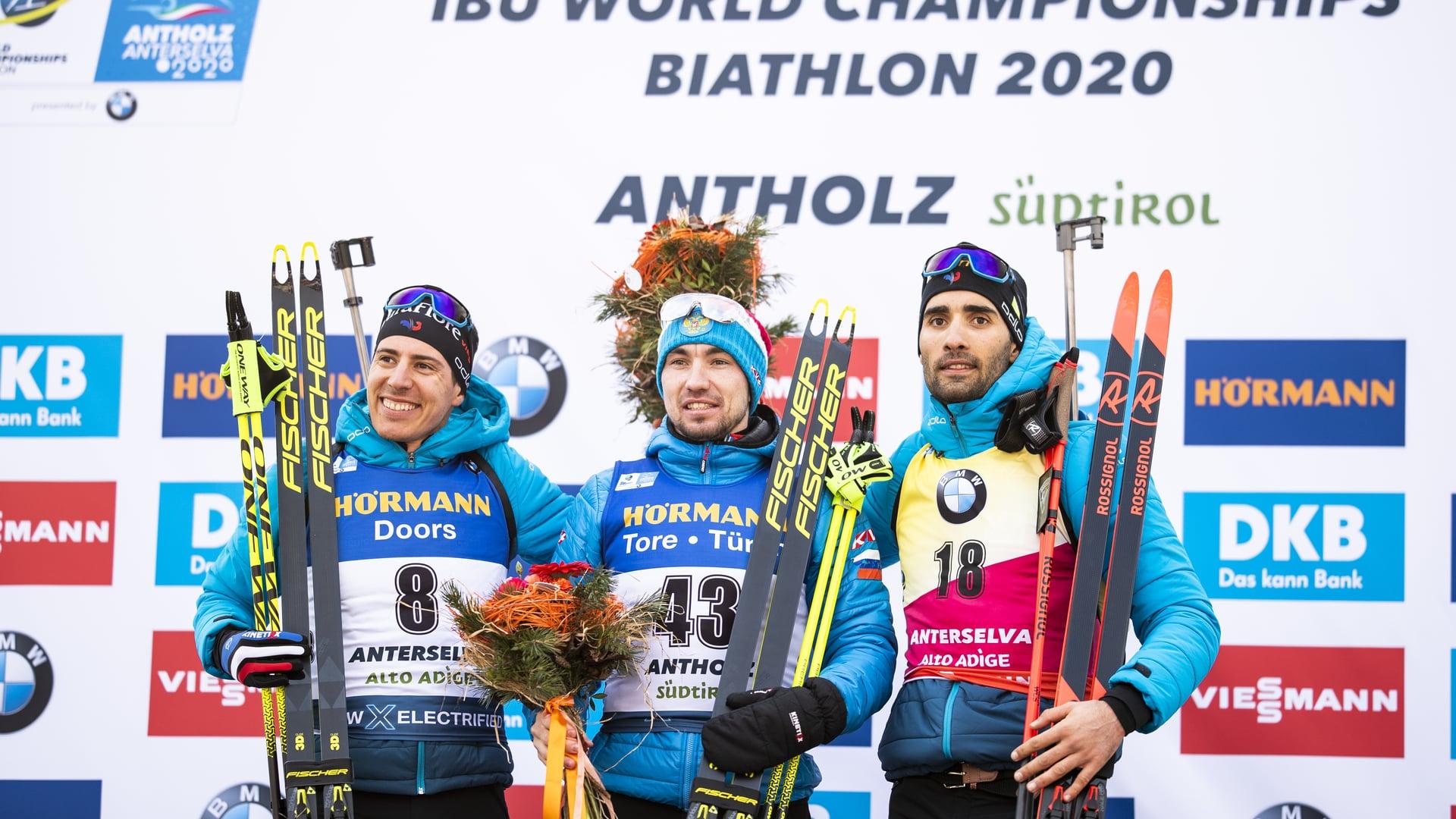 15.02.2020 - Loginov sorprende i favoriti - deludono gli azzurri