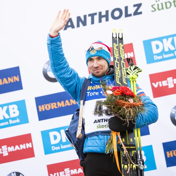 15.02.2020 - Loginov leaves the top favourites behind