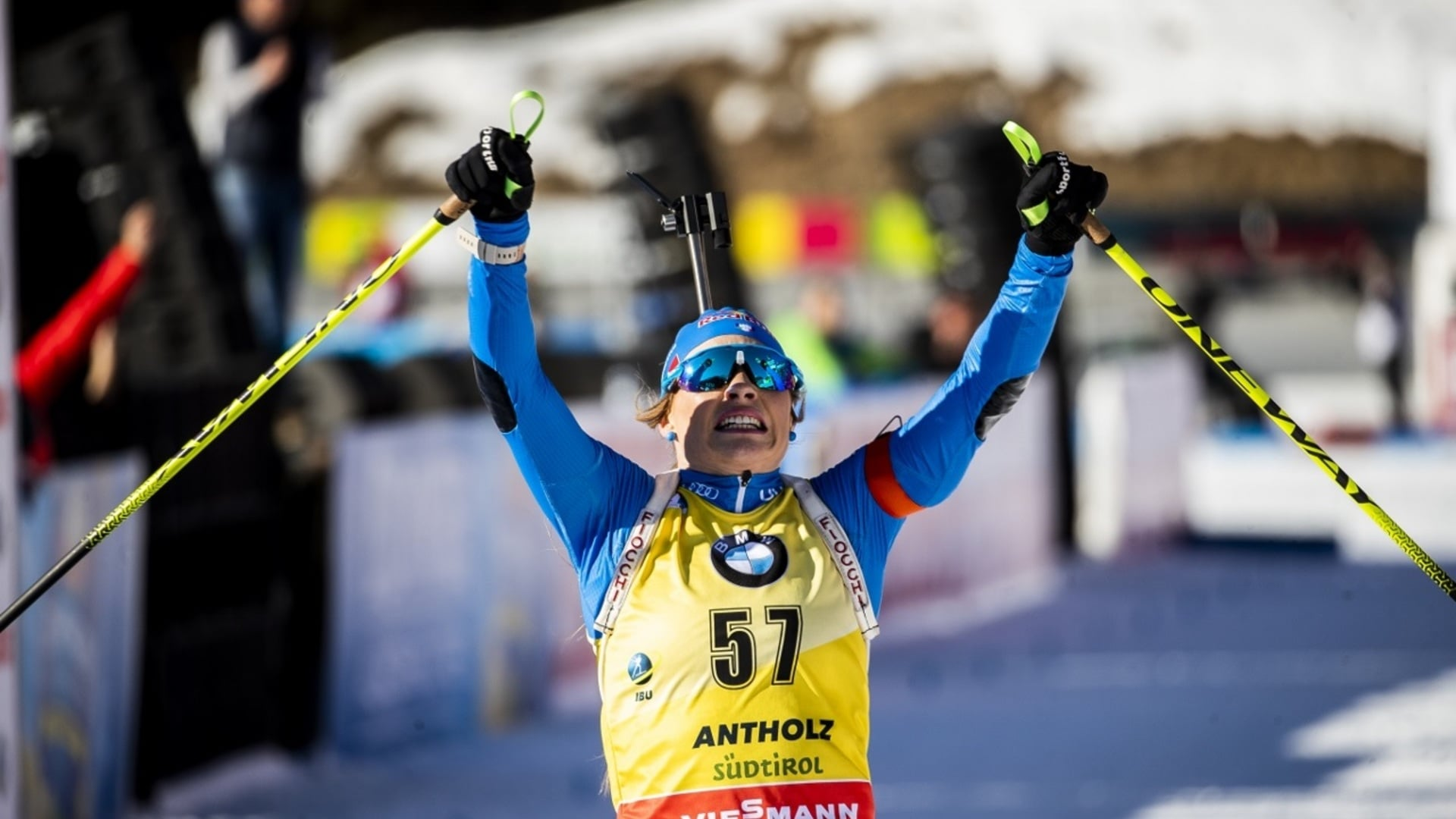 18.02.2020 - Dorothea Wierer's Anterselva fairy tale continues
