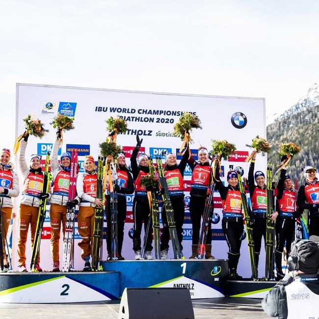 22.02.2020 - Røiseland conduce la Norvegia all'oro