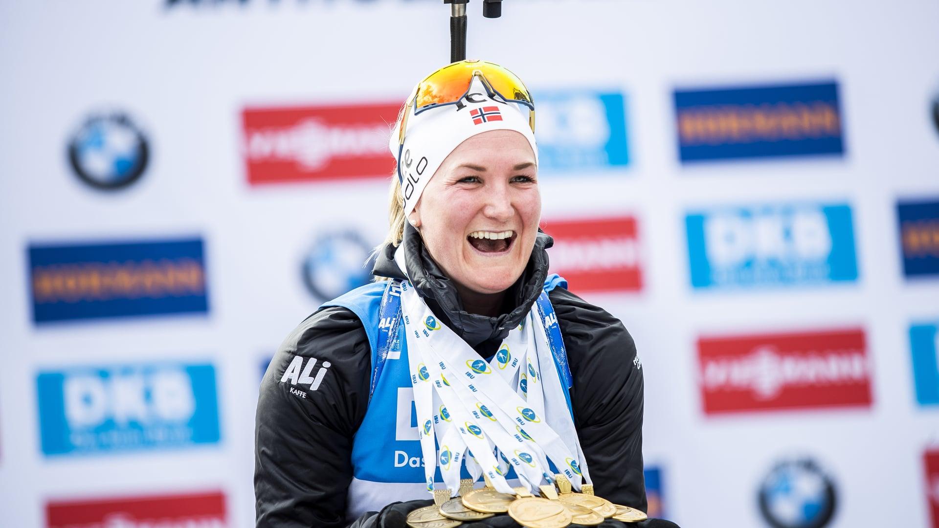 23.02.2020 - Røiseland avanciert zur Antholz-Königin