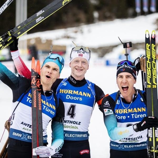 23.02.2020 - Johannes Bø sfrutta l´ultima chance: oro nella mass start