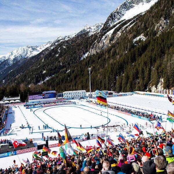 05.10.2020 - Biathlon-Weltcup kehrt im Jänner 2021 nach Antholz zurück
