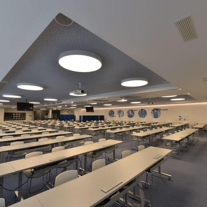 Sala riunioni Paul Zingerle