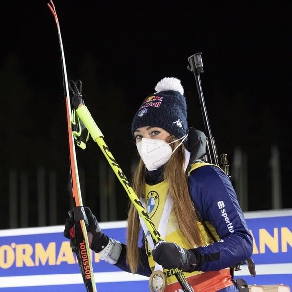 19.01.2021 - I migliori biatleti del mondo sono arrivati ad Anterselva