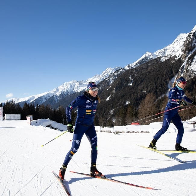 20.01.2021 - The Antholz World Cup kicks off with the Individual Competition Women