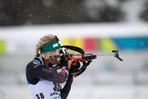 Biathlon Auftakt 2021