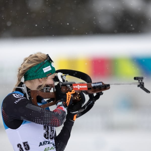 21.01.2021 - Lisa Theresa Hauser Scores Sensational Victory in Antholz Opening
