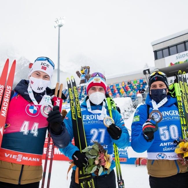 22.01.2021 - Loginov vince l'Individuale - Hofer manca il podio per un decimo