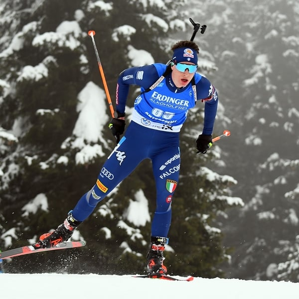 22.01.2021 - Loginov Wins Men Individual Race – Hofer Misses Podium by A Whisker