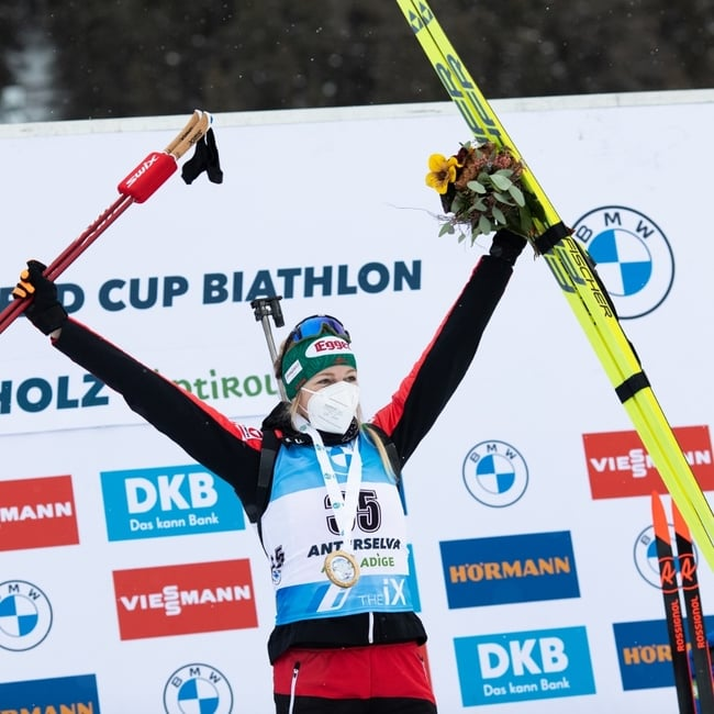 22.01.2021 - Two Competitions in Antholz on Saturday