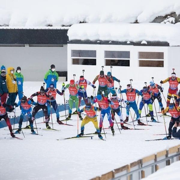 23.01.2021 - I francesi trionfano nella staffetta maschile